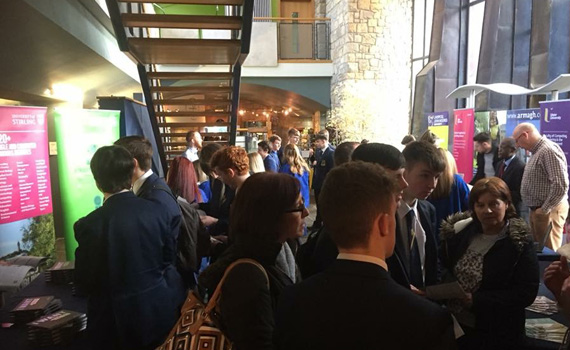 University Careers Conference - Saint Patrick Centre