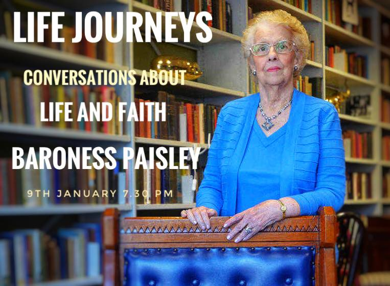Life Journeys Baroness Paisley