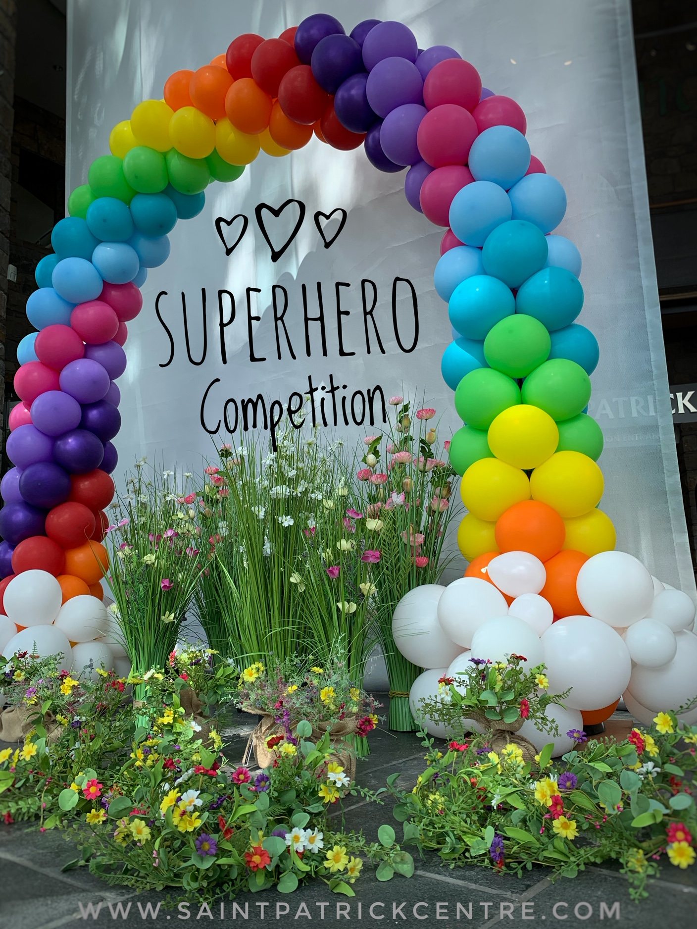 NHS Superhero Competition
